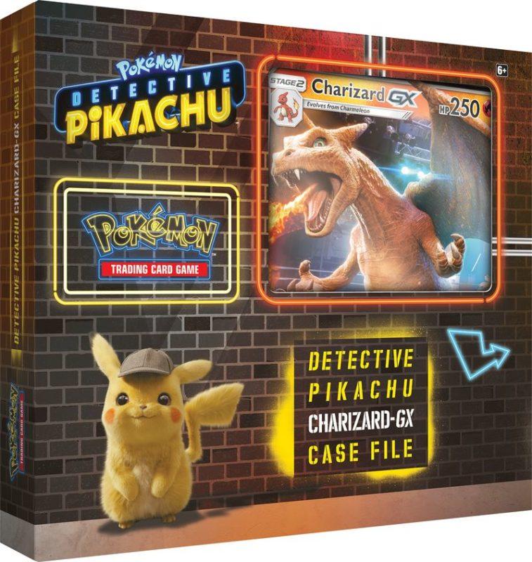 Détective Pikachu Dracaufeu
