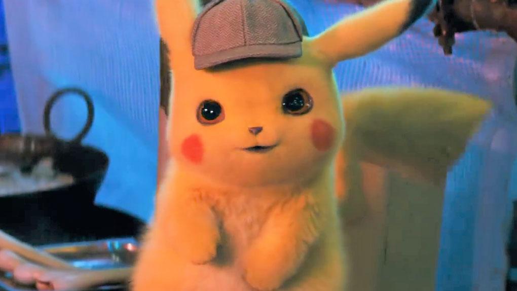 Détective Pikachu Tout en poils