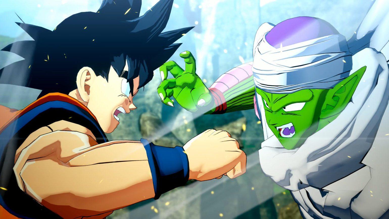 Dragon Ball Project Z: Action RPG - Son Goku et Piccolo -
