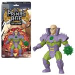 DC Primal Age Lex Luthor figurine et packaging
