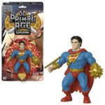 DC Primal Age Superman figurine et packaging