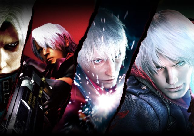 Devil May Cry bannière