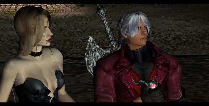 Devil May Cry Dante et Trish