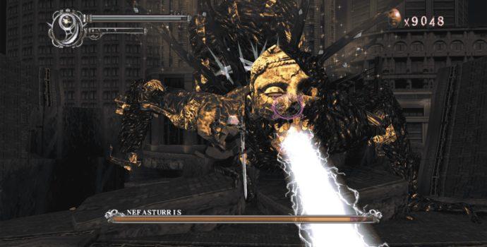 Devil May Cry 2 combat de boss