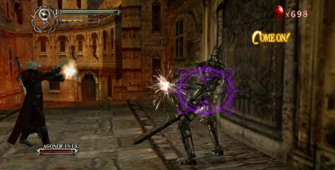 Devil May Cry 2 gameplay
