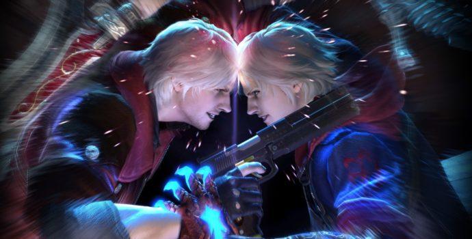 Devil May Cry 4 Dante et Nero