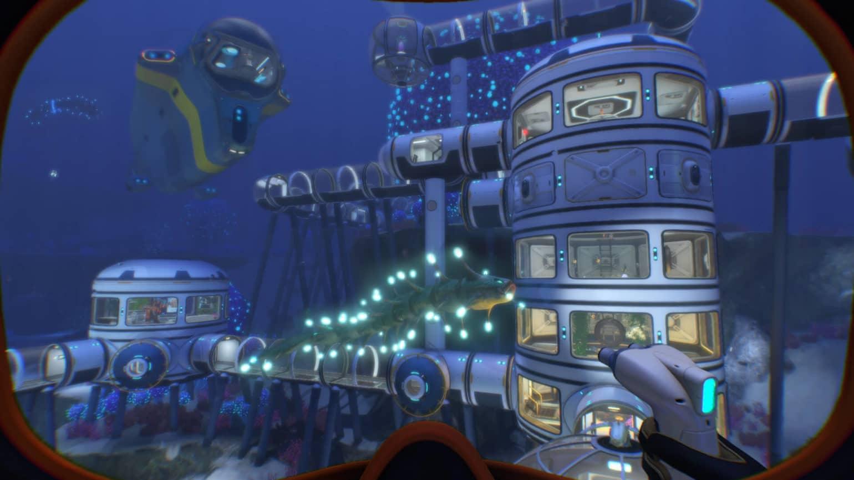 subnautica base sous-marine