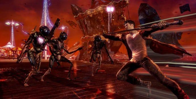 DmC: Devil May Cry combat dans les limbes