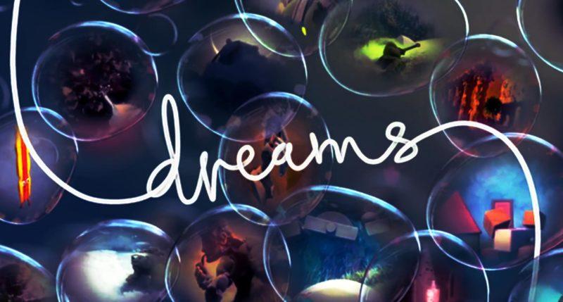 playstation 4 Dreams où les rêves prennent vie