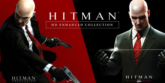 HITMAN HD Enhanced Collection - affiche