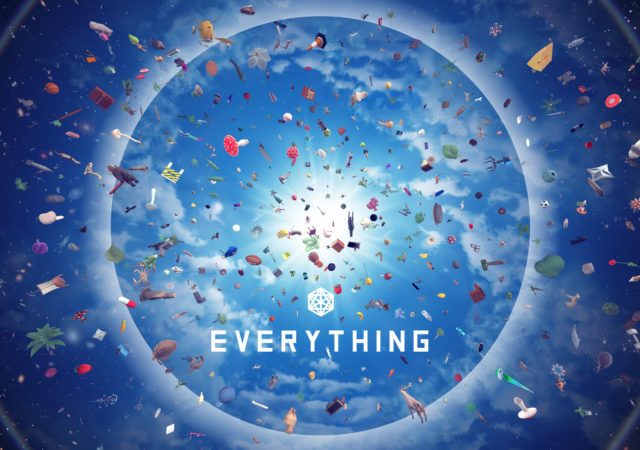 Everything ou comment devenir l'Univers