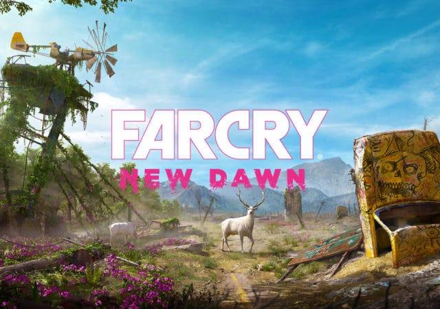 Far Cry : New Dawn Hope County ravagé par la bombe nucléaire
