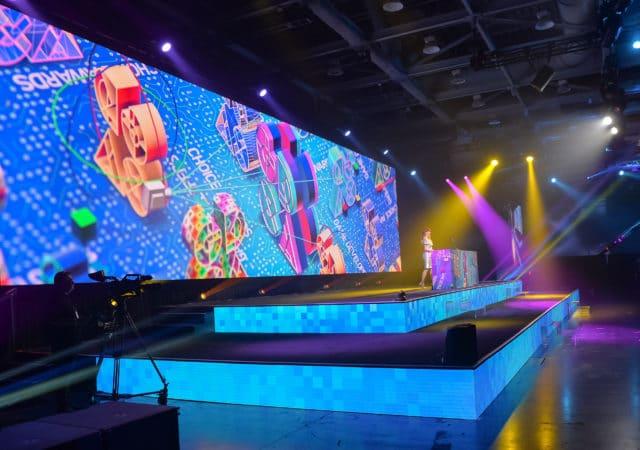 GDC Awards scène