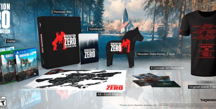 generation zero edition collector