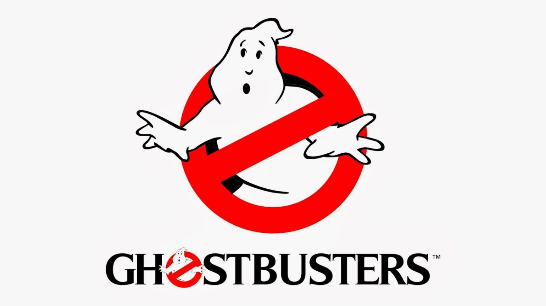 Ghostbusters le logo du film