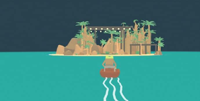 The Hauted Island: A frog Detective Game arrivée sur l'ïle
