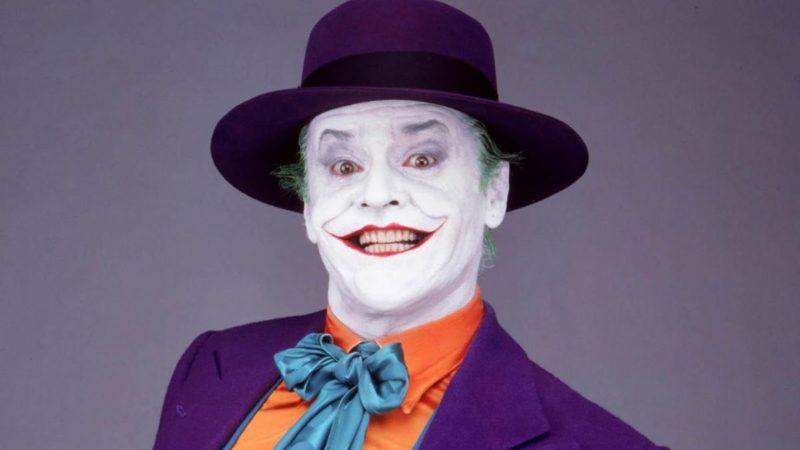 Birds of Prey Jack Nicholson dans le rôle du Joker