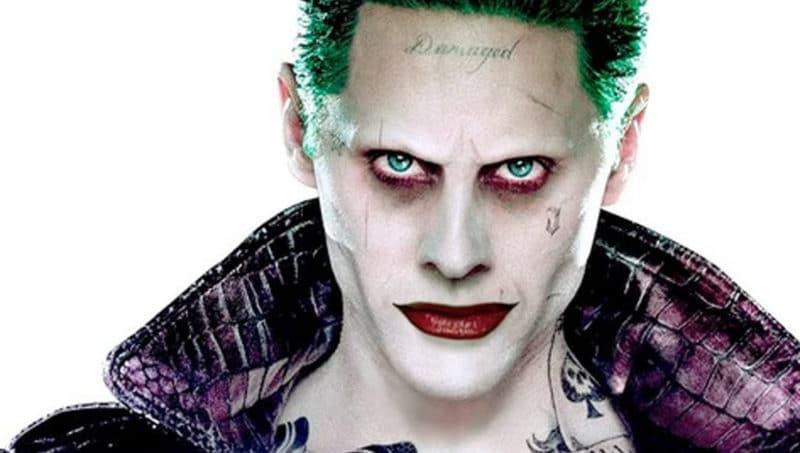 Birds of Prey Jared Leto dans le rôle du Joker