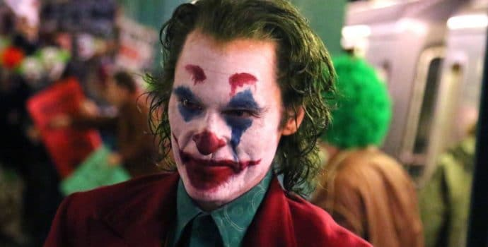Birds of Prey Joaquin Phoenix dans le rôle du Joker