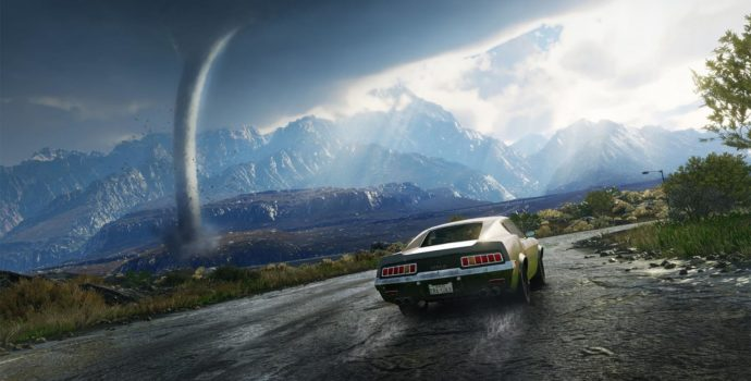Just Cause 4 conduite tornade