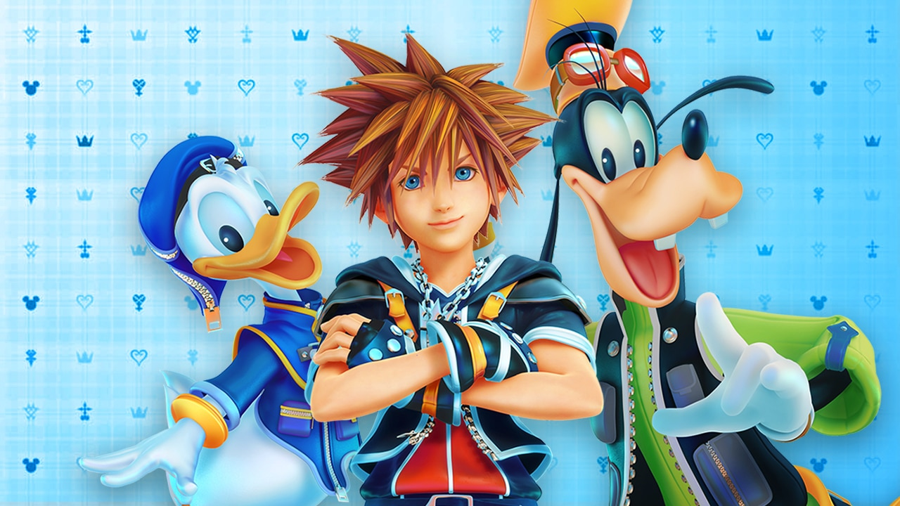 kingdom hearts 3 Donald Dingo Sortie Anticipée