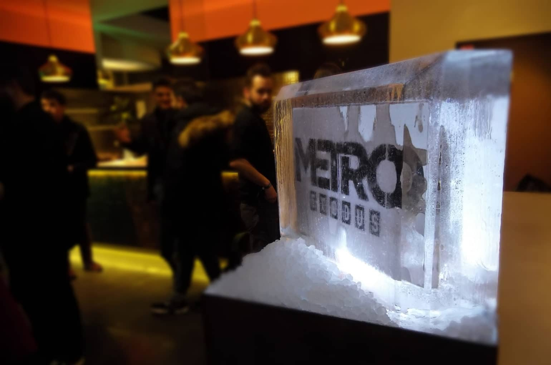 Kday Koch Media décors Metro Exodus