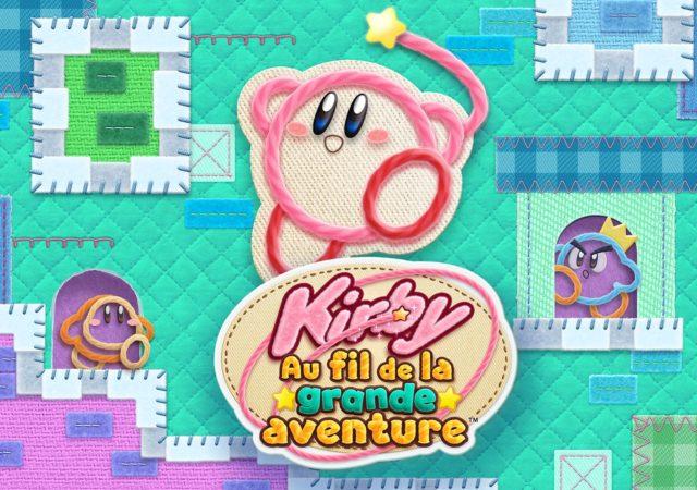 Kirby : Au fil de la grande aventure - image publicitaire
