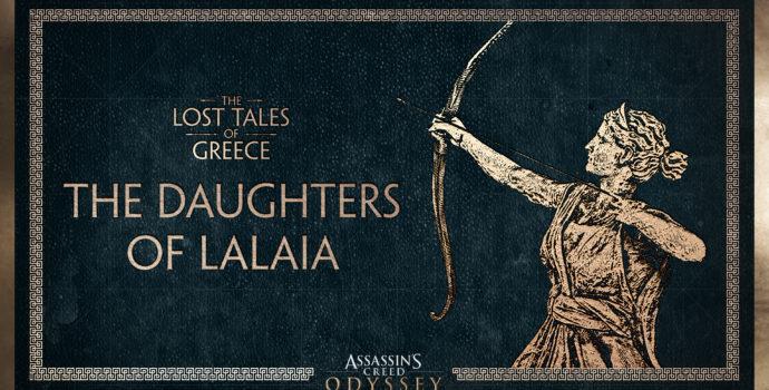 Les filles de Lalaia assassin's creed odyssey