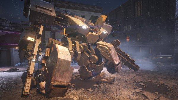 Left Alive nouveau screenshot mécha