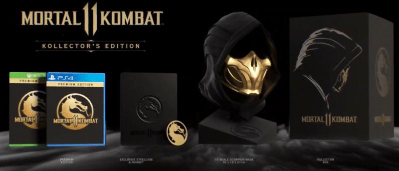 Mortal Kombat 11 - Une édition Kollector
