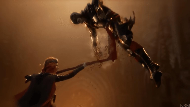 Mortal Kombat 11 - Skarlet tranche