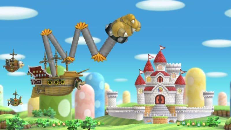 New Super Mario Bros. U Deluxe - L'histoire