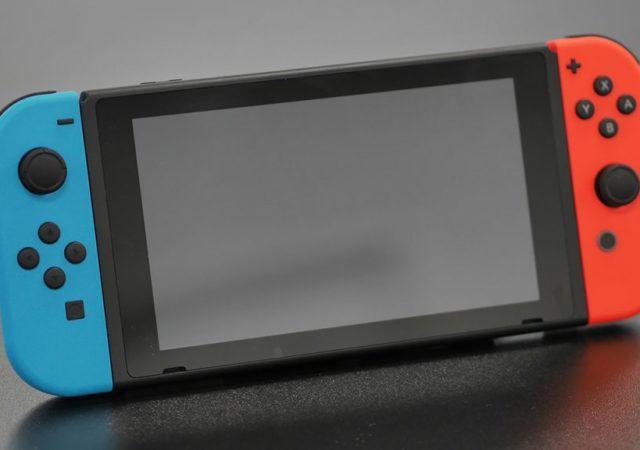 Nintendo - Une Switch