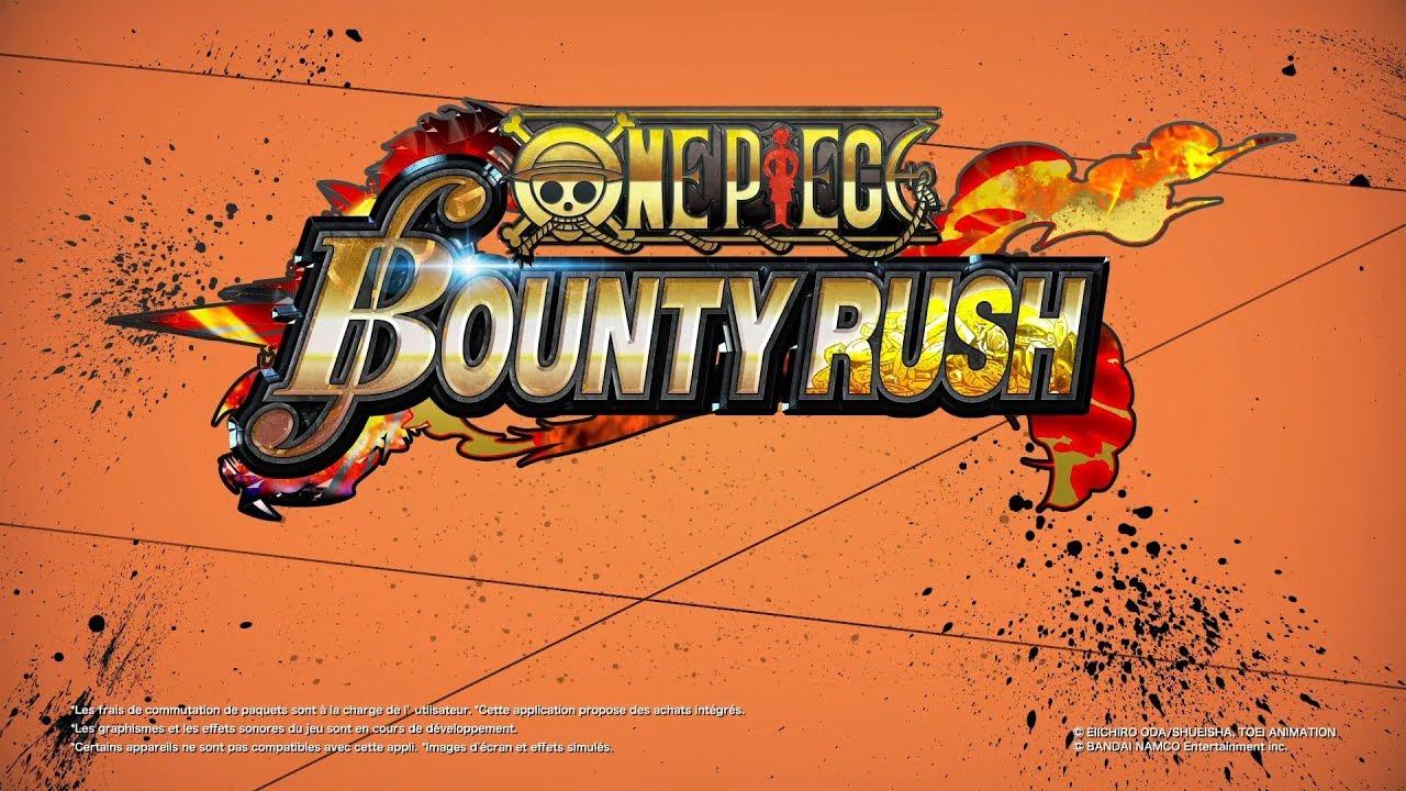 One Piece Bounty Rush - Logo officiel