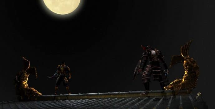Onimusha: Warlords sur PlayStation 4