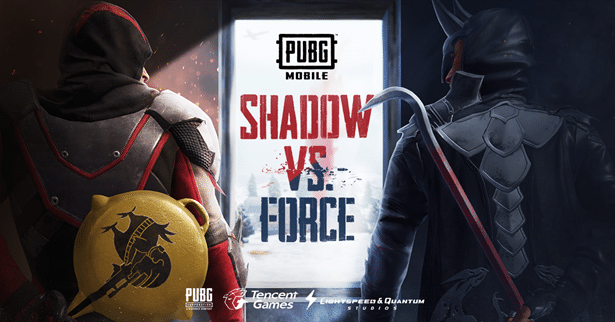 PUBG Mobile lancement Shadow X Force