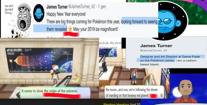 Pokémon 2019 - l'univers origines montage