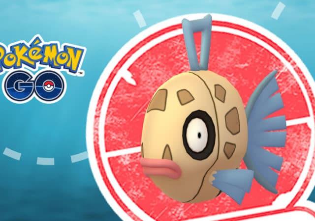 Pokémon GO - Barpau en quête