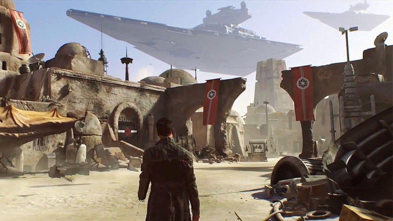 Star Wars annulé d'Electronic Arts