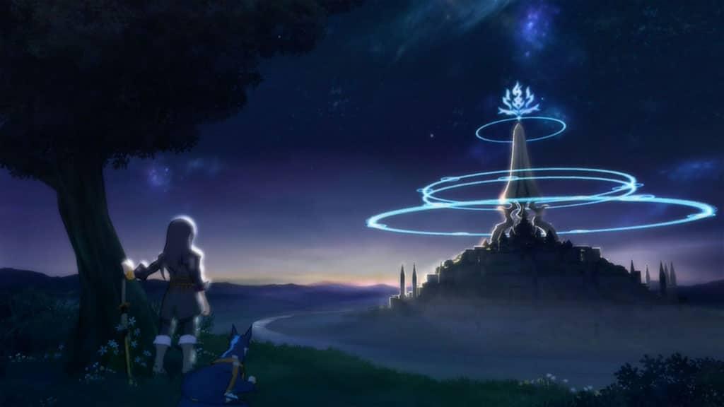 Tales of Vesperia: Definitive Edition - Ecran titre du jeu