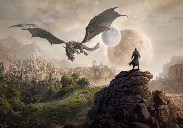 The Elder Scrolls Online : Elsweyr l'année du dragon