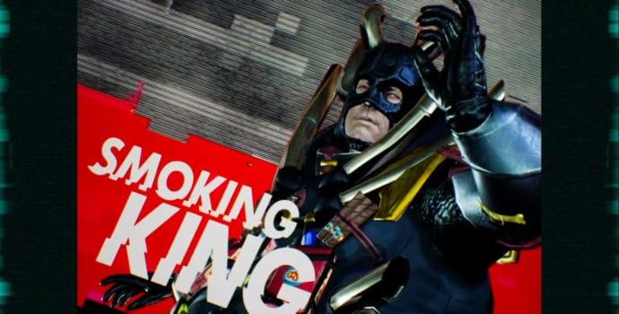 Travis Strikes Again: No More Heroes - Smoking King