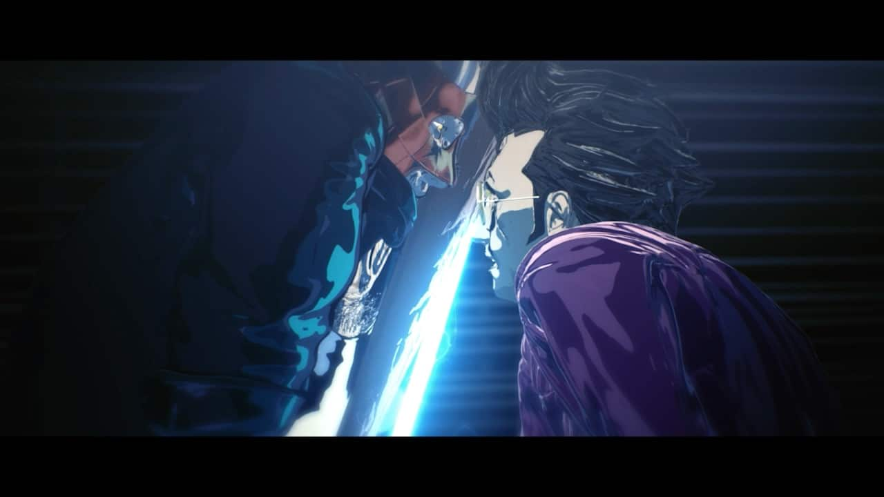 Travis Strikes Again: No More Heroes - Travis vs Bad Man