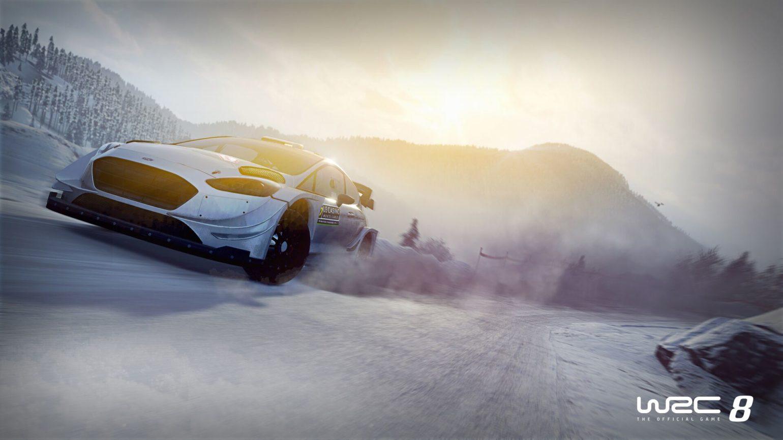 WRC 8 fiesta annonce