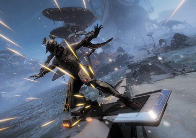 Warframe - Tony Hawk dans Fortuna
