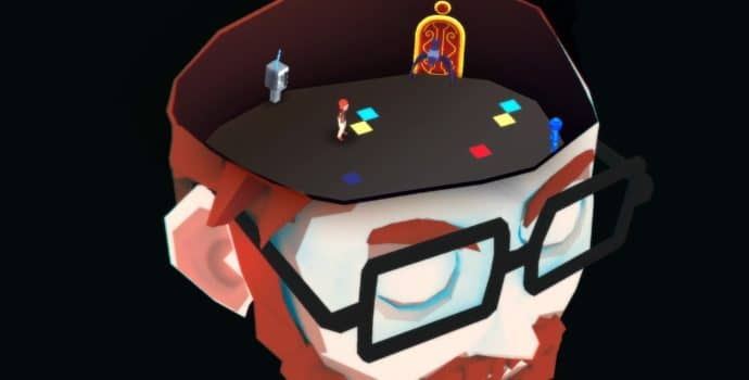 YIIK: A Postmodern RPG_Mind Dungeon Alex