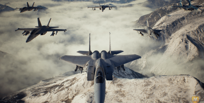 ace combat 7: skies unknown test multi