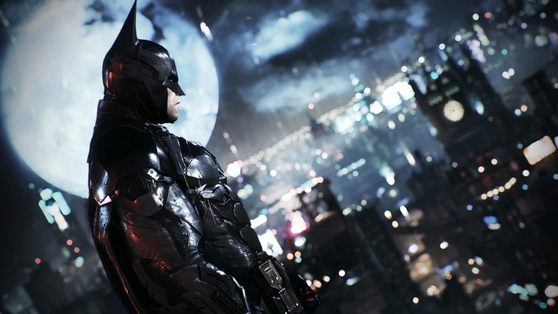 batman arkham crisis the batman