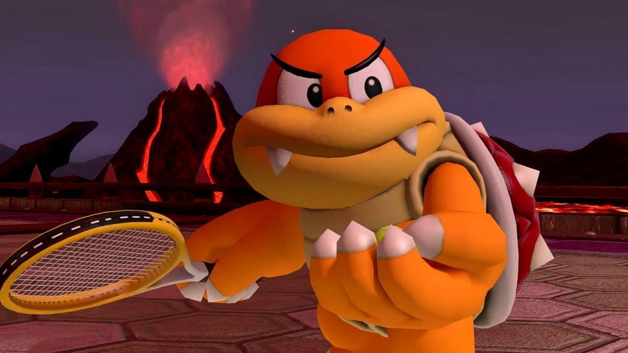 Mario Tennis Aces Boum Boum