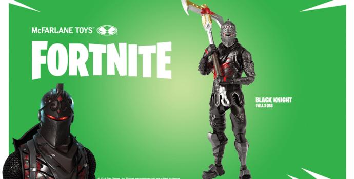 Figurines Fortnite McFarlane Black Knight